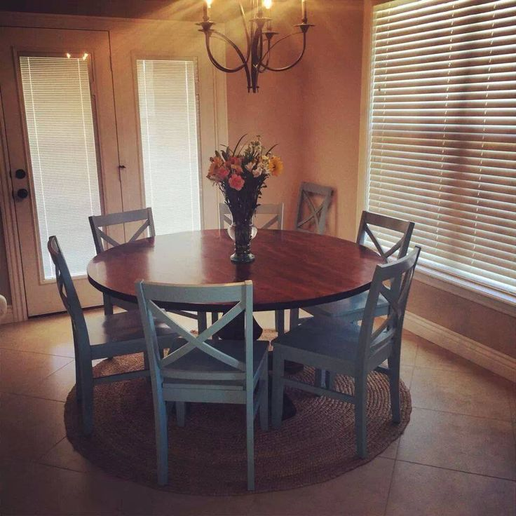 Amazing of 60 Inch Round Dining Room Table Best 25 60 Round Dining Table Ideas On Pinterest Round Dining