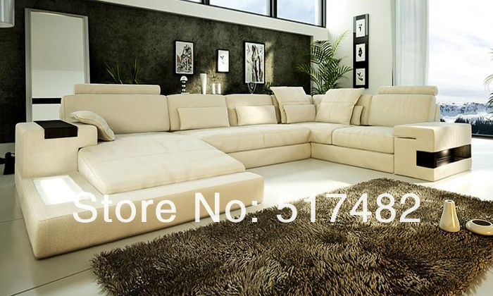 Amazing of 7 Person Sectional Sofa Living Room Extra Wide Sectional Sofa With Chaise Okmu