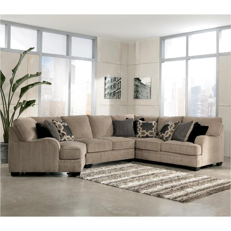 Amazing of Ashley Corduroy Sectional Sofa 3050055 Ashley Furniture Katisha Platinum Laf Loveseat