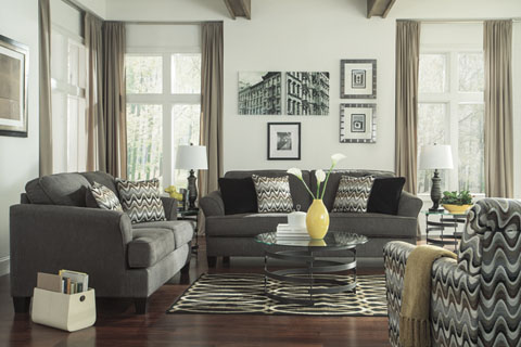 Amazing of Ashley Furniture Leather Loveseat Ashley Furniture Specials And Deals