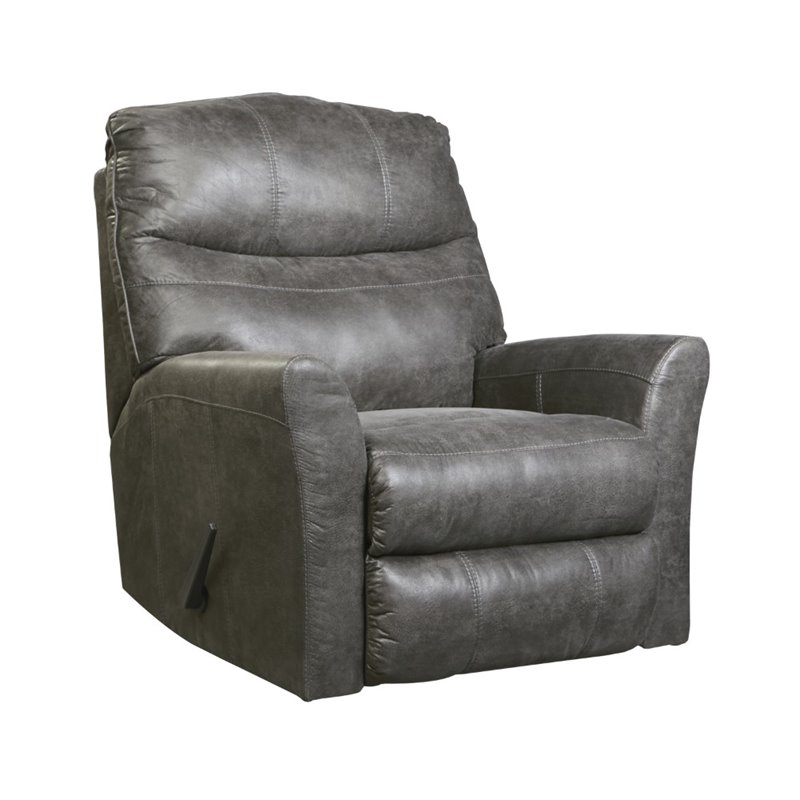 Amazing of Ashley Furniture Leather Recliners Living Room Furniture Leather Contemporary Traditional In