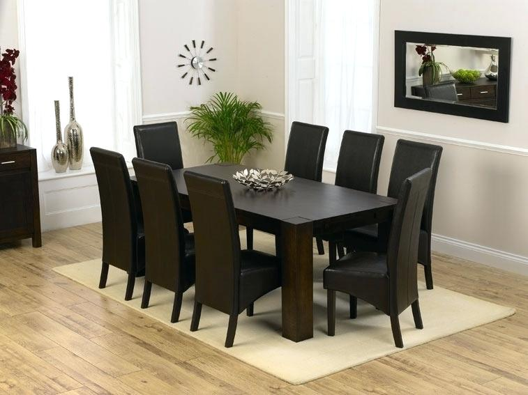 Amazing of Black And Brown Dining Chairs Black Chairs For Dining Table Modern Computer Desk Cosmeticdentist