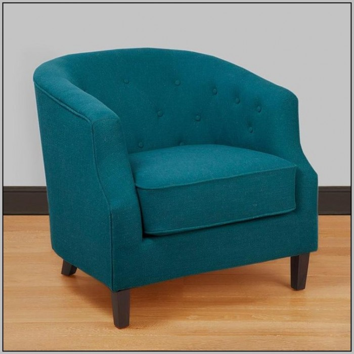 Amazing of Blue Accent Chair With Ottoman Teal Blue Accent Chair Facil Furniture