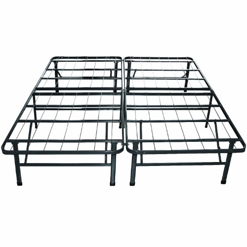 Amazing of Box Spring Frame Queen Classic Brands Hercules Platform Heavy Duty Metal Bed Frame