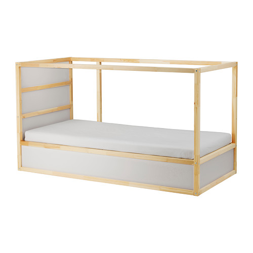 Awesome Bunk Bed Slats Replacement Alwyn Home Attached Solid Wood