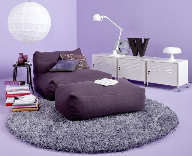Amazing of Chaise Lounge For Teenager Room 8 Best Purple Chaise Lounge Images On Pinterest