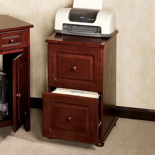 Amazing of Cherry File Cabinet Aubrie Classic Cherry Filing Cabinet