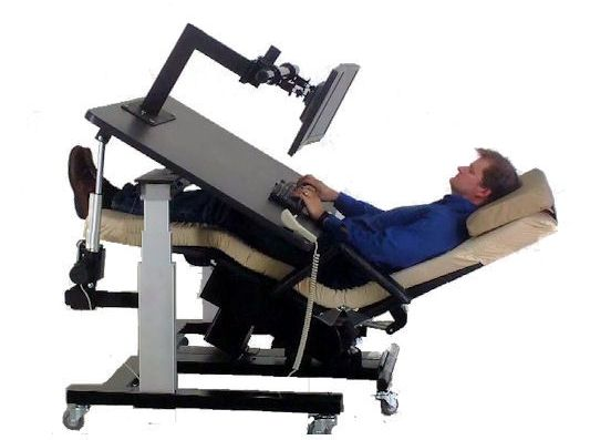 Amazing of Computer Workstation Chair Ergoquest Zero Gravity Chairs And Workstations