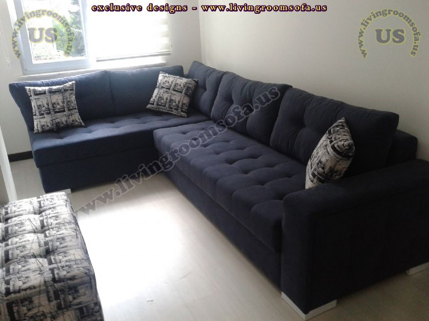 Amazing of Contemporary Navy Blue Sectional Sofa Elegant Navy Blue Sectional Sofa With Modern Navy Blue Sectional