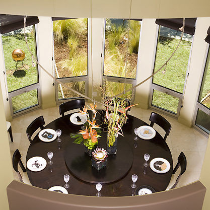 Amazing of Contemporary Round Dining Table For 8 Contemporary Round Dining Table For 8 Best Round Contemporary