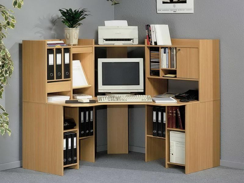 Amazing of Corner Computer Desk With Hutch Simple Corner Computer Desk With Hutch Batimeexpo Furniture