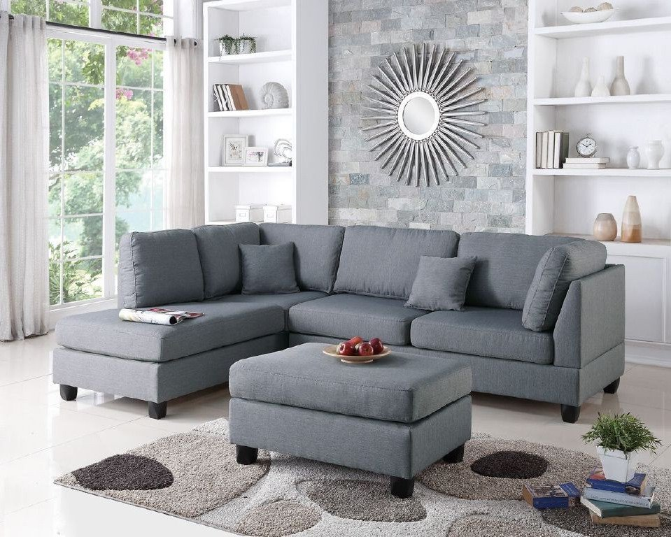 Amazing of Corner Couch With Chaise Chaise Sofa Sectional Sofas Youll Love Wayfair