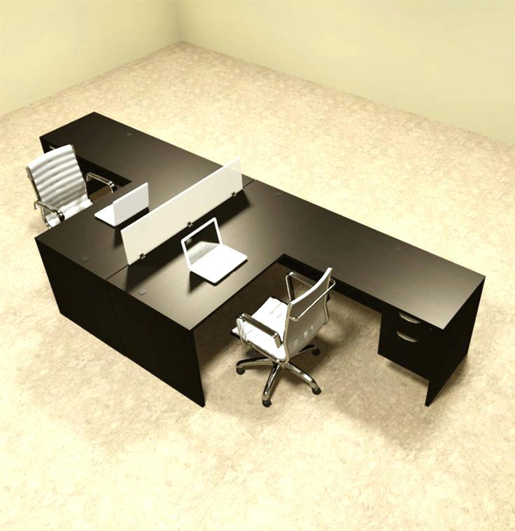 Amazing of Corner Desk For Two Monitors Office Desk For Two Adammayfieldco