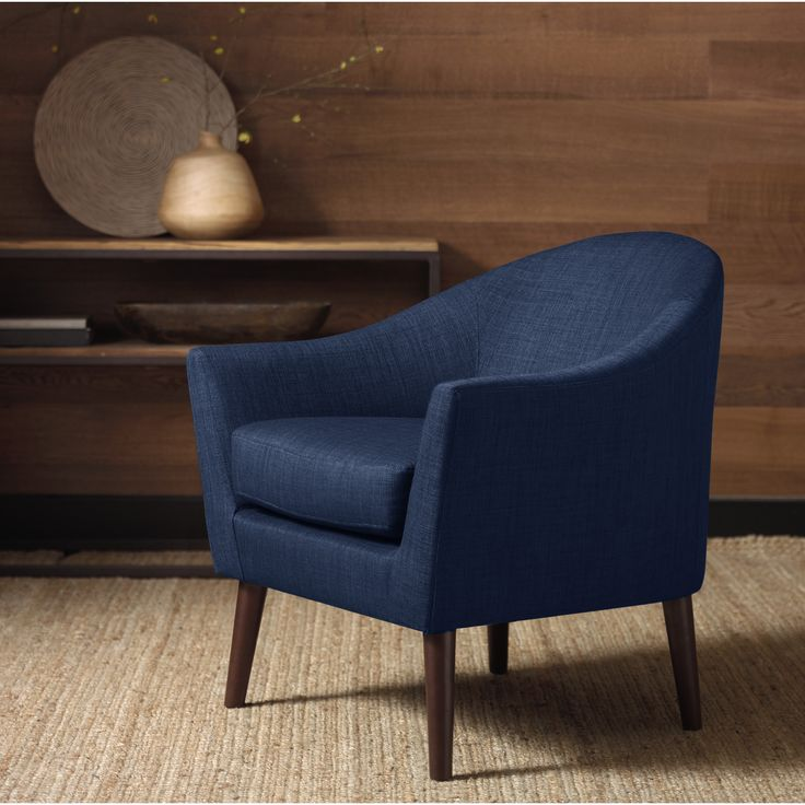 Amazing of Dark Blue Accent Chair Best 25 Navy Blue Accent Chair Ideas On Pinterest Navy Dining