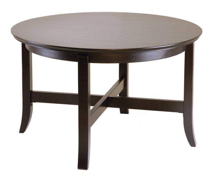 Amazing of Dark Wood Round Table Coffee Table Marvelous Dark Wood Coffee Table For Dark Wood