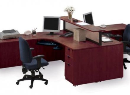 Amazing of Desk For Two Computers Best 25 Two Person Desk Ideas On Pinterest 2 Person Desk Home