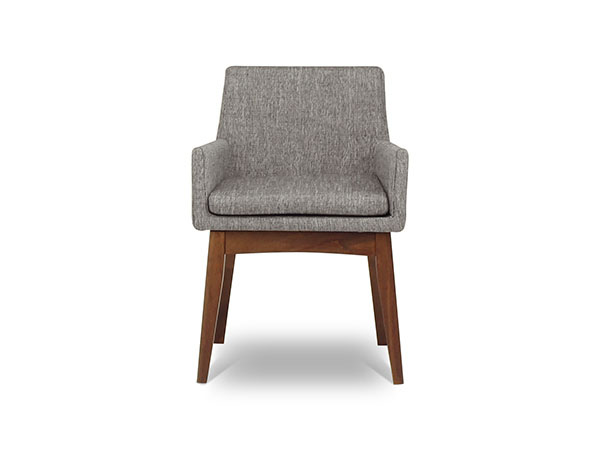 Amazing of Dinette Chairs With Arms Grey Dining Chairs With Arms Insurserviceonline