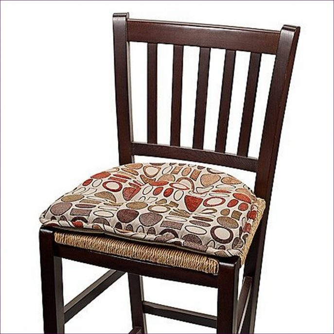 Amazing of Dining Room Chair Cushions The Most Download Dining Room Chair Cushions Gen4congress Intended