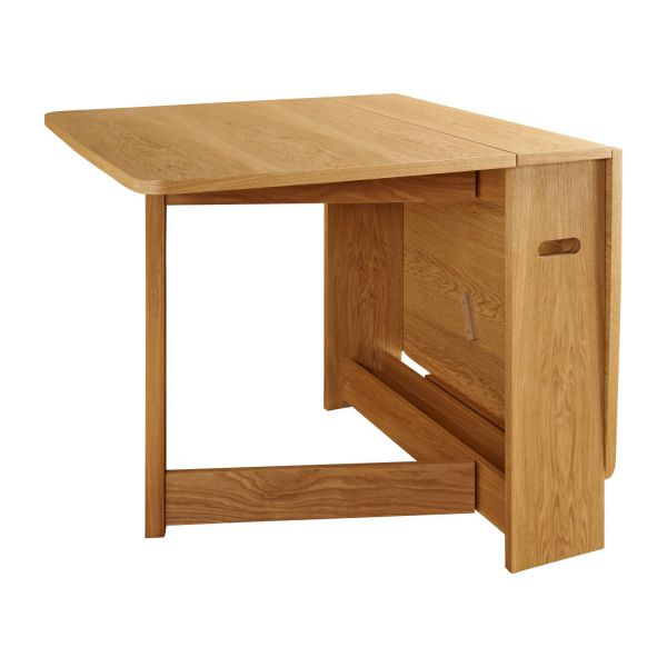 Amazing of Dining Room Tables With Leaves Croyde Dining Room Table With Oak Leaves Habitat