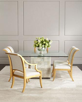 Amazing of Dining Table Armchairs Dining Room Furniture At Horchow