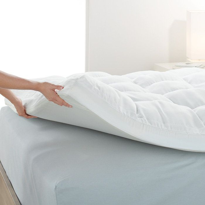Amazing of Down Pillow Toppers For Mattresses Best 25 Memory Foam Mattress Topper Ideas On Pinterest Memory
