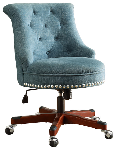 Amazing of Fabric Office Chairs Sinclair Office Chair Transitional Office Chairs Pot