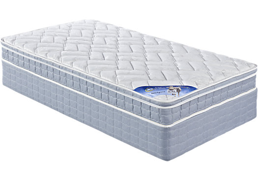 Amazing of Full Mattress And Box Spring Serta Beechgrove Full Mattress Set Euro Pillowtop