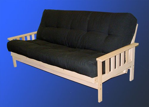 Amazing of Futon Sofa Frame Only Full Size Savannah Futon Sofa Bed Frame Only Home Decoration Shop