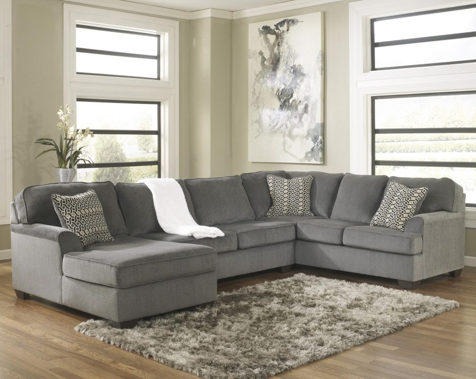 Amazing of Grey Sectional Couch Ashley Furniture Sofas Magnificent Ashley Sectional Sofa Curved Couches Ashley