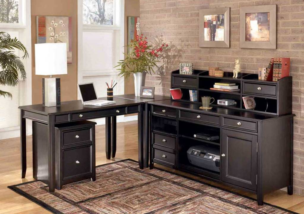 Amazing of Home Office Desk And File Cabinet Diy Metal Desk With File Cabinet All Home Ideas And Decor