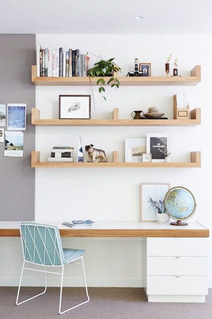 Amazing of Home Office Shelving Best 25 Home Office Shelves Ideas On Pinterest Office Shelving