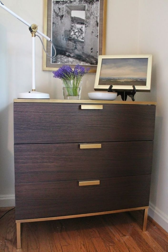 Amazing of Ikea 2 Drawer Night Stand Best 25 Ikea Hack Nightstand Ideas On Pinterest Bedside Table
