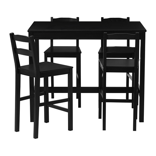 Amazing of Ikea Bar Table Jokkmokk Bar Table And 4 Bar Stools Ikea