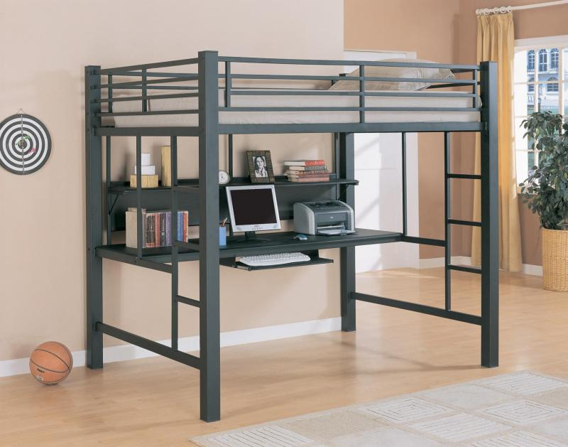 Amazing of Ikea Bed With Table Ikea Full Size Bunk Bed 7254
