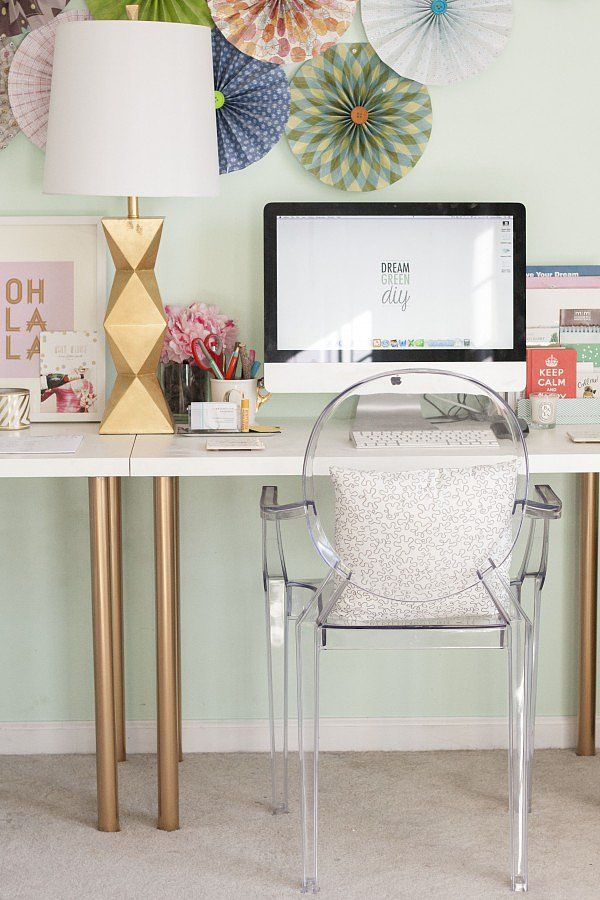 Amazing of Ikea Build A Desk 20 Cool And Budget Ikea Desk Hacks Hative