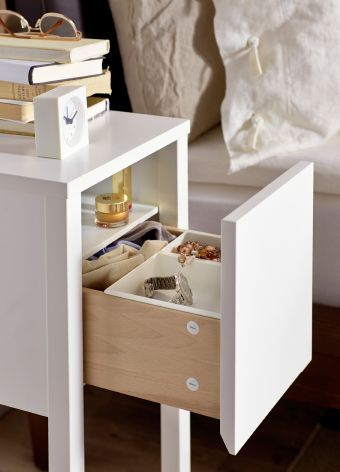Amazing of Ikea End Tables With Drawers Best 25 Bedside Table Ikea Ideas On Pinterest Ikea Side Table