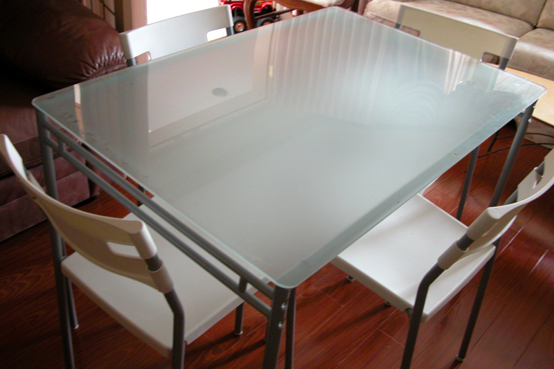 Amazing of Ikea Small Glass Dining Table Dining Table Glass Dining Table Ikea Pythonet Home Furniture