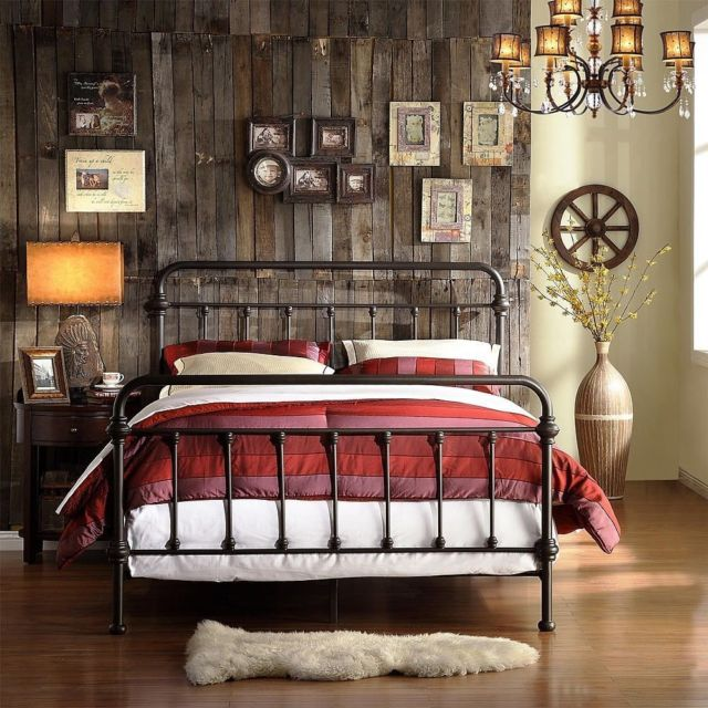 Amazing of King Bed Frame Headboard And Footboard King Size Bed Frame Headboard And Footboard 1515