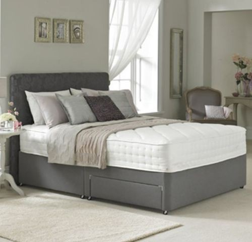 Amazing of King Size Bed Base King Size Divan Bed Base In Charcoal Faux Leather