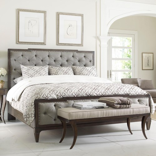 Amazing of King Size Upholstered Headboard And Footboard Styles Of Headboards 12527