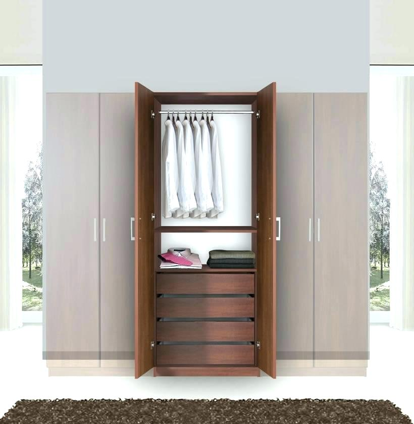 Amazing of Large Armoire For Hanging Clothes Wardrobes Clothes Wardrobe Armoire Large Size Of Bedroom