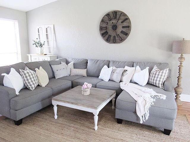 Amazing of Light Grey Sectional Couch Great Contemporary Light Gray Sectional Sofa House Remodel