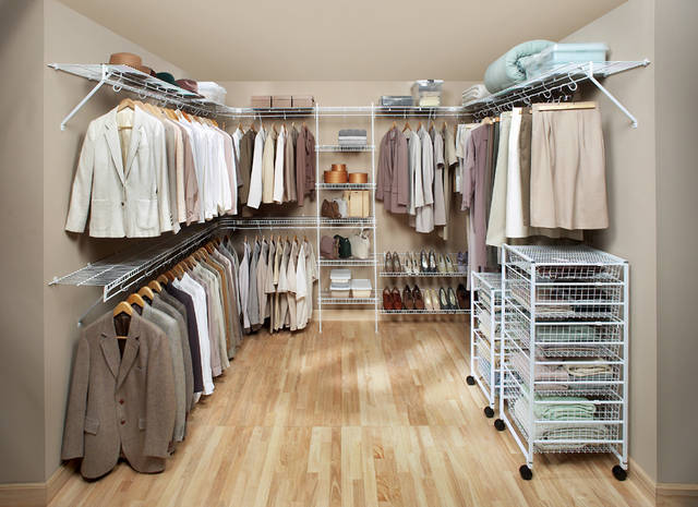 Amazing of Master Bedroom Closet Shelving Closet Storage And Organizing Tips For The Master Bedroom