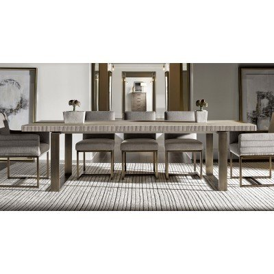 Amazing of Modern Rectangular Dining Table Modern Robards Rectangular Dining Table Quartz Universal