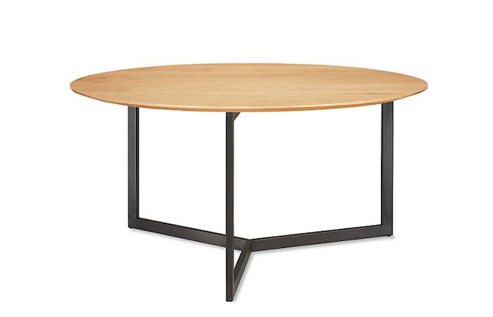 Amazing of Modern Round Dining Table 10 Easy Pieces Modern Round Kitchen Tables Remodelista