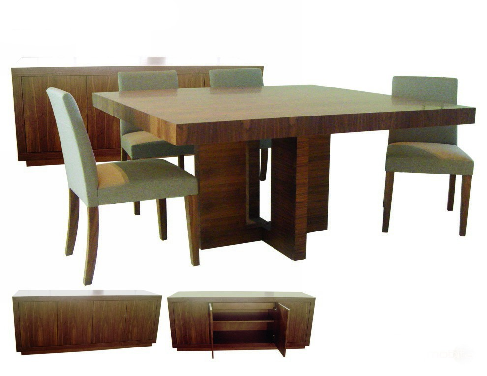 Amazing of Modern Square Dining Table Beautiful Looking Modern Square Dining Table All Dining Room