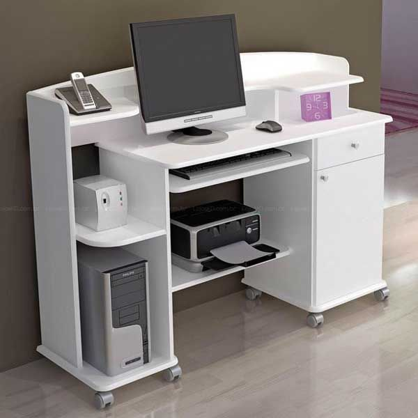 Amazing of Narrow Computer Desk Best 25 Small Computer Desks Ideas On Pinterest Desk For