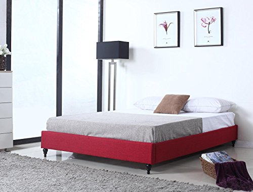 Amazing of Non Slatted Platform Bed Best 25 Bed With Slats