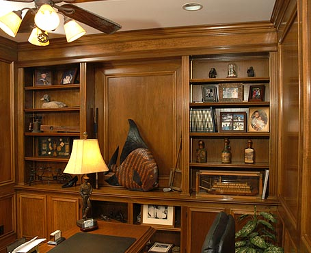 Amazing of Office Desk With Shelves Commercial Work Deming Remodeling