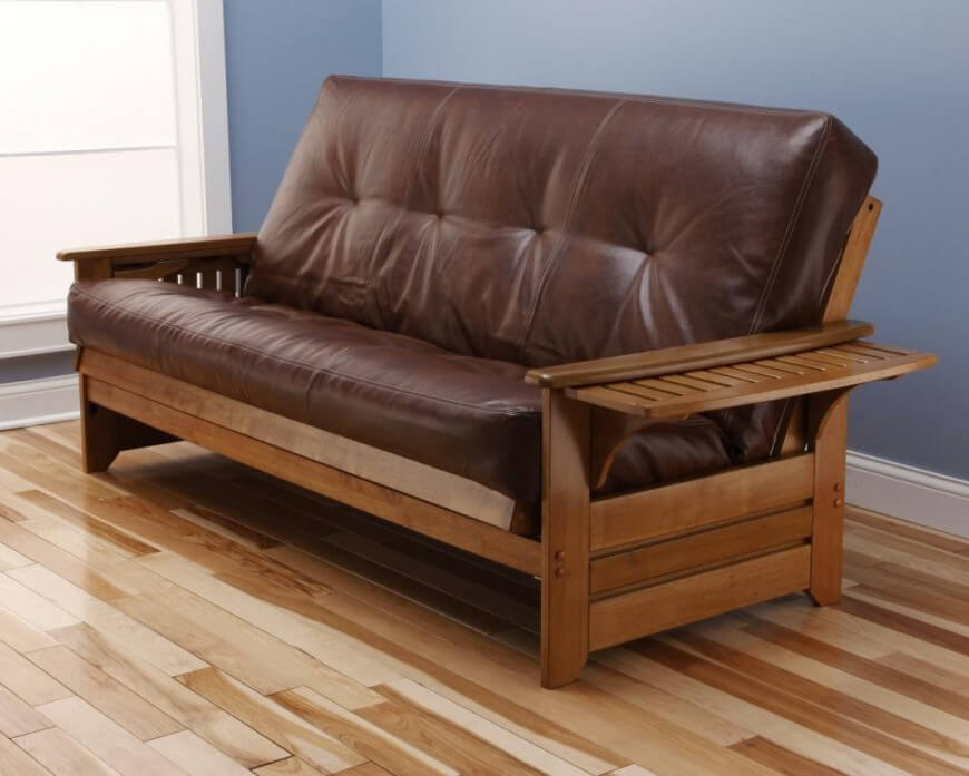 Amazing of Queen Futon Frame Wood 12 Different Types Of Futons Detailed Futon Buying Guide